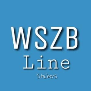 WSZB® Line Stickers