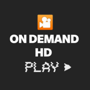 HD movies (on demand)